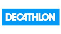 logo de Decathlon client du Vidéaste et Photographe professionnel Simon Morice