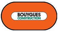 Bouygues batiment logo customer of the professional photographer and filmmaker Simon Morice