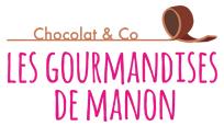 Les gourmandises de manon chocolate factory logo